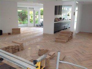 houten vloer leggen in Groningen