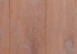 Geschraapte eiken houten vloer