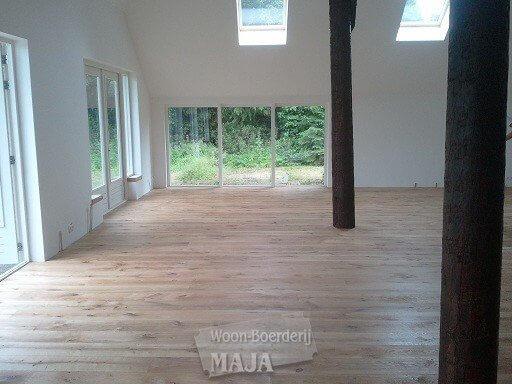 houten vloer Drenthe