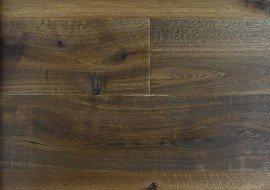 Eiken houten kasteelvloer bruin