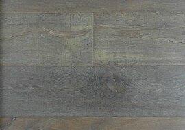 Eiken vloer verouderd grijs