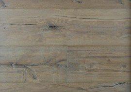 Eiken houten kasteelvloer transparant