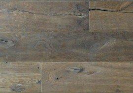 Eiken houten vloer gerookt natuur