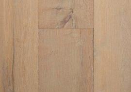 Eiken houten kasteelvloer grijs wit