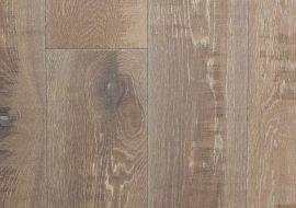 Eiken houten vloer grijs