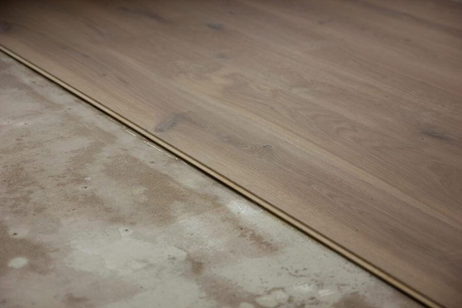 Maja houten vloer