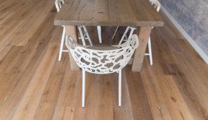 Maja's eiken houten vloer Drachten